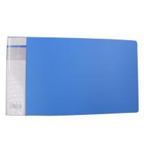 欧标 欧标(MATE-IST)财务票据夹 收银夹 支票发票文件夹 收纳单据整理资料夹 蓝色 B2111 B2111票据夹 蓝色