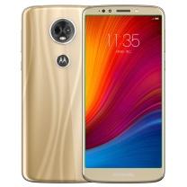 摩托罗拉 MOTOROLA 摩托罗拉(Motorola)e5 plus 4GB+64GB 移动联通电信4G智能手机 双卡双待 梵高金 梵高金