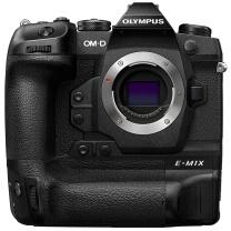 奥林巴斯(OLYMPUS)E-M1X 单机身(不含镜头)EM1X 专业相机 如此自信 快无止境