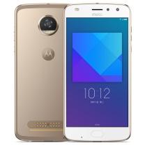 摩托罗拉 MOTOROLA 摩托罗拉(Motorola) Z2 Play 4+64GB 全网通4G手机 (XT1710-11)金色 移动全网通 (XT1710-11)金色 移动全网通