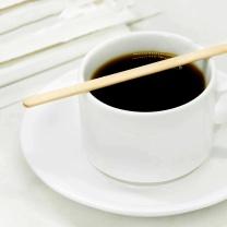 Edo 咖啡搅拌棒一次性 14cm木质咖啡调棒 500支独立包装 TH7656