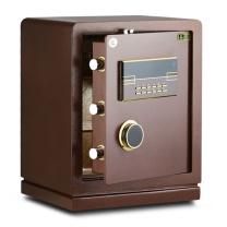 艾吉恩 AIJIEN 保险柜家用办公数字密码全钢防盗50厘米高保险箱 50厘米高