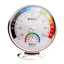 晨光 M&G 晨光(M&G)经典室内盘式温湿度计高精度温度计湿度计免电池大号1个装ARC92571 盘式免电池大号
