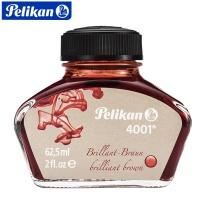 百利金 百利金(Pelikan)4001非碳素墨水钢笔水62.5ml 亮褐 亮褐