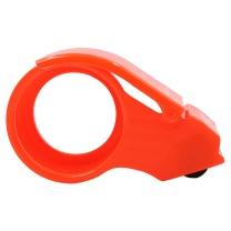 欧标 欧标(MATE-IST)胶带切割器 胶带座 封箱器 宽60mm橙色 B3056 胶纸座 适用≤60mm胶带