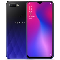 OPPO OPPO A7x指纹识别解锁手机 全网通双卡双待 A7x 冰焰蓝(4G+128G) 套装 A7x 冰焰蓝(4G+128G) 超值套装