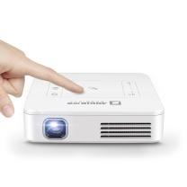 澳典 澳典(AODIN) T13 手机投影仪 投影机家用 办公投影推荐(2G运行内存 四向梯形校正 HDMI高清输入 内置电池) 投影仪便携 手机投影 四向校正