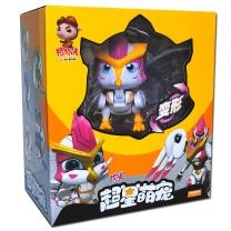 朵朵康 Duo Duo Kang 猪猪侠 之超星萌宠变形玩具 YS8626B玲珑-火焰鹤 YS8626B玲珑-火焰鹤