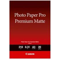 佳能 Canon 佳能(Canon)PM-101 A3(20) 专业无光泽照片纸 无光相纸A3 20张