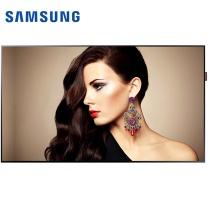 三星 SAMSUNG 三星(SAMSUNG)PH49F 49英寸高亮超薄壁挂广告机 竖屏餐饮会议楼宇显示器 49英寸/服装/零售