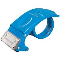 齐心 Comix 齐心(COMIX)60mm金属封箱器/胶带切割器/打包器/胶带座 颜色随机 办公文具 B3110 60mm金属