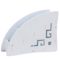 信发 信发(TRNFA)TN-MS233 木塑PVC手机遥控器收纳盒 创意家居收纳 茶几桌面整理 家居用品 【塑板系列】桌面遥控收纳盒