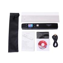 亚伯兰 亚伯兰 扫描仪 便携式 手持式A4扫描笔彩色书刊 零边距 高速扫描无线高清 书籍文件办公 黑色 WIFI版 黑色 WIFI版