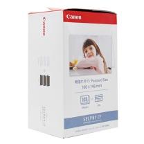 佳能 Canon 佳能RP-108相纸6寸CP910 CP1200 CP1300彩色手机照片打印机相片纸 A6相纸色带 KP-108IN(6英寸108张装) KP-108IN(6英寸108张装)