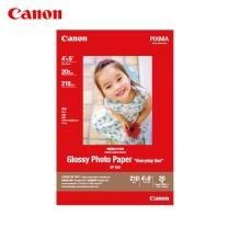 佳能 Canon 佳能(Canon) GP-508 光面照片纸 佳能喷墨打印机相片纸 喷墨相纸 高光照片纸 4*6(20张/盒) 4*6(20张/盒)